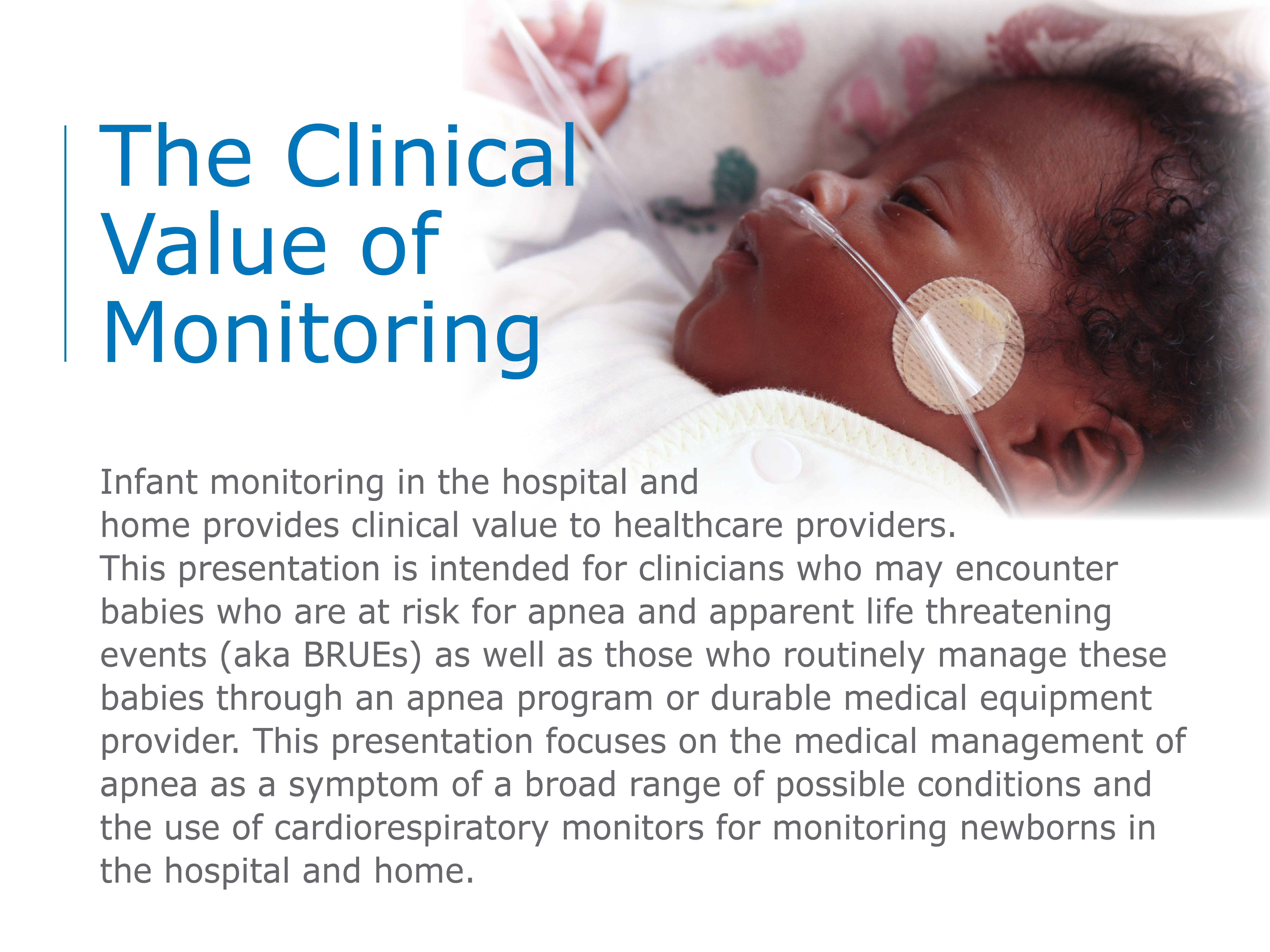 Clinical Value of Monitoring Graphic-2